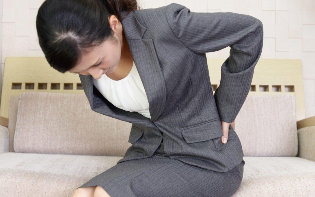坐骨神経痛の症状について